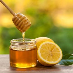 miel y limón para eliminar la tos