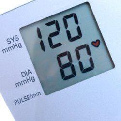 Qué significan los valores de la tensión arterial