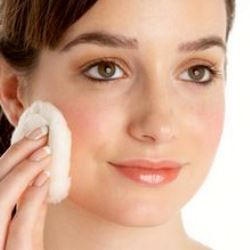 desmaquillarse evitar granos rostro