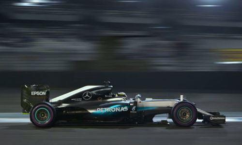 2016 campeón mundial formula 1 Nico Rosberg