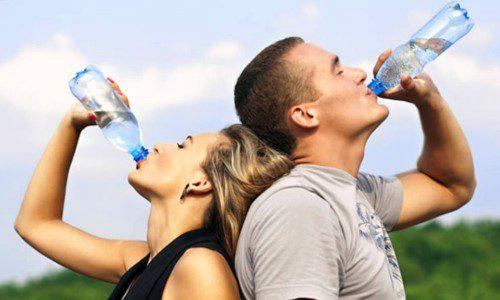 hidratarse para subir trombocitos