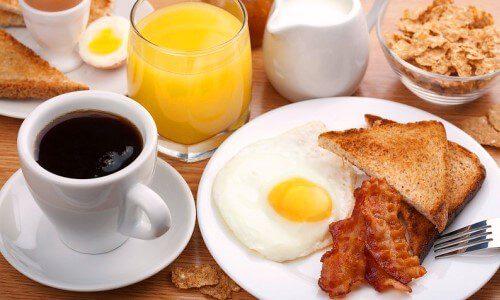 desayuno contra la resaca