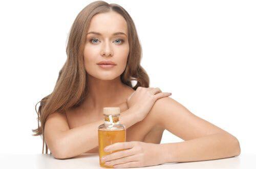 Aceite de argán hidratar piel