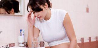causas náuseas en el embarazo