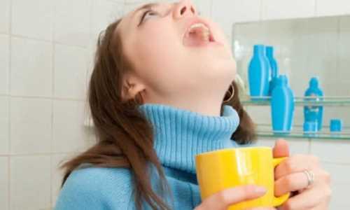 ¿Qué es bueno para la infección de garganta?