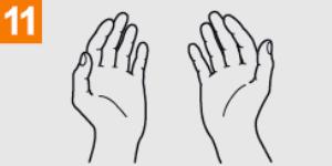 labado de manos 11