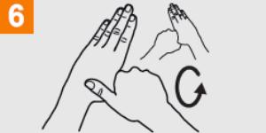 labado de manos 6