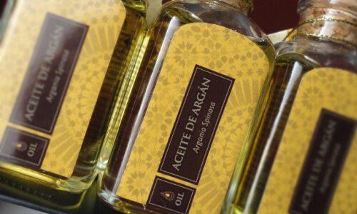 uso alimenticio aceite de argán