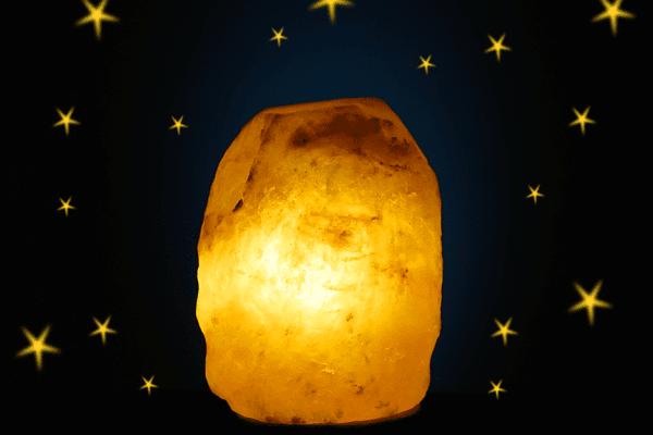carcaterísticas de las lámparas de sal