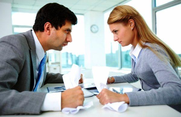 Ritual para evitar conflictos en el trabajo