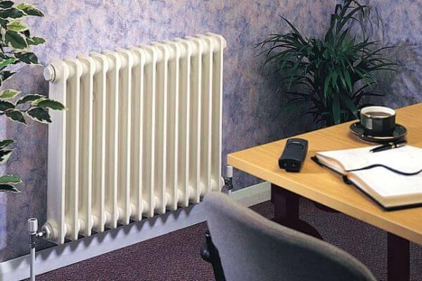 instalación de gas para calefacción